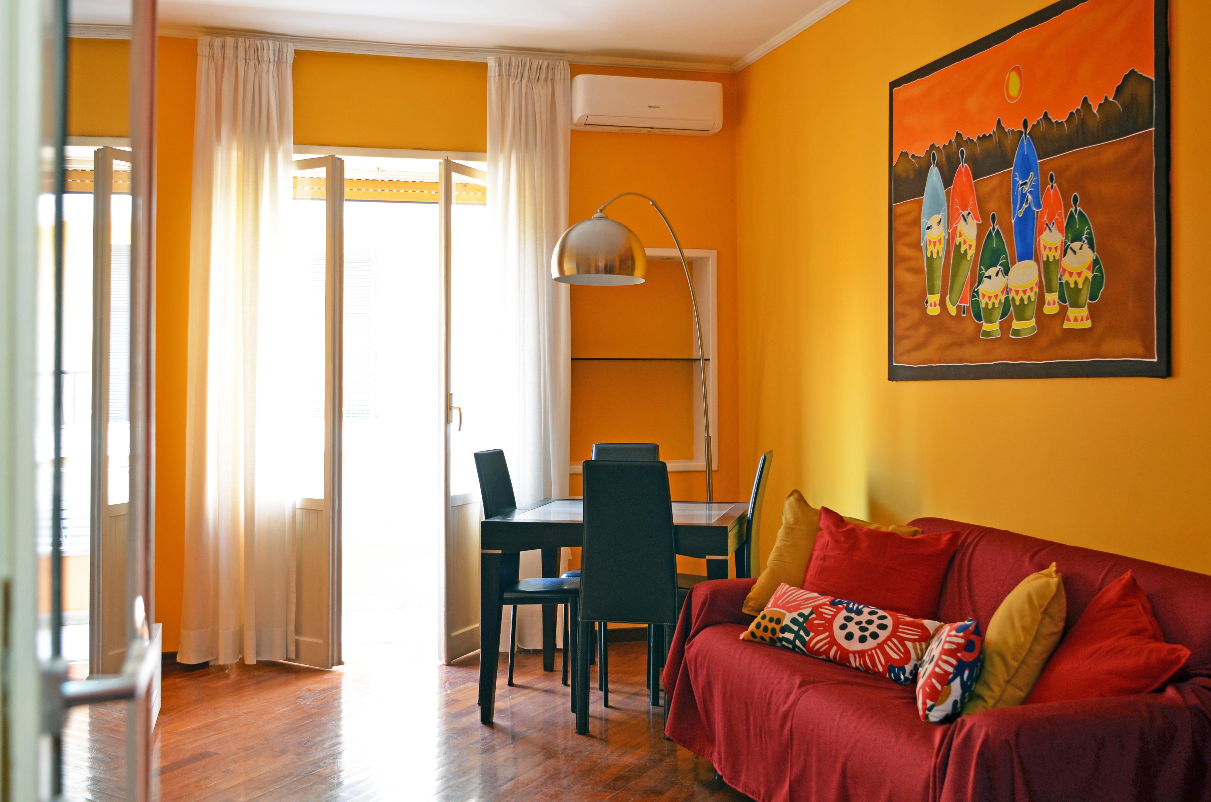 Quadri Per Sala Da Pranzo edo house monteverde, salone